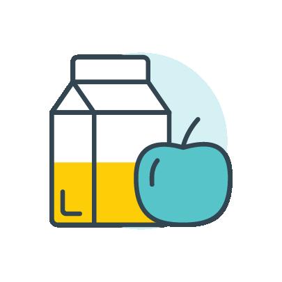 Icon Kategori Makanan dan Minuman